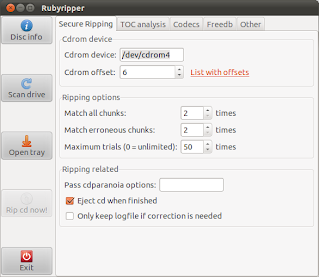 Rubyripper secure rip tab