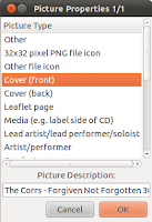 EasyTAG Picture Properties